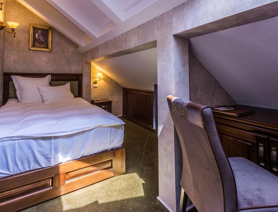 Camera hotel Sibiu single standard