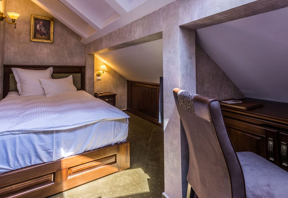 Single room hotel Sibiu